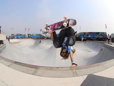 Final Vans Park Series  Women's World Championships - Suzho , China