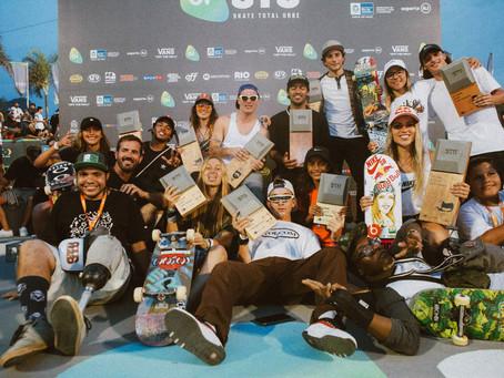 Grande Final do STU no Rio de Janeiro