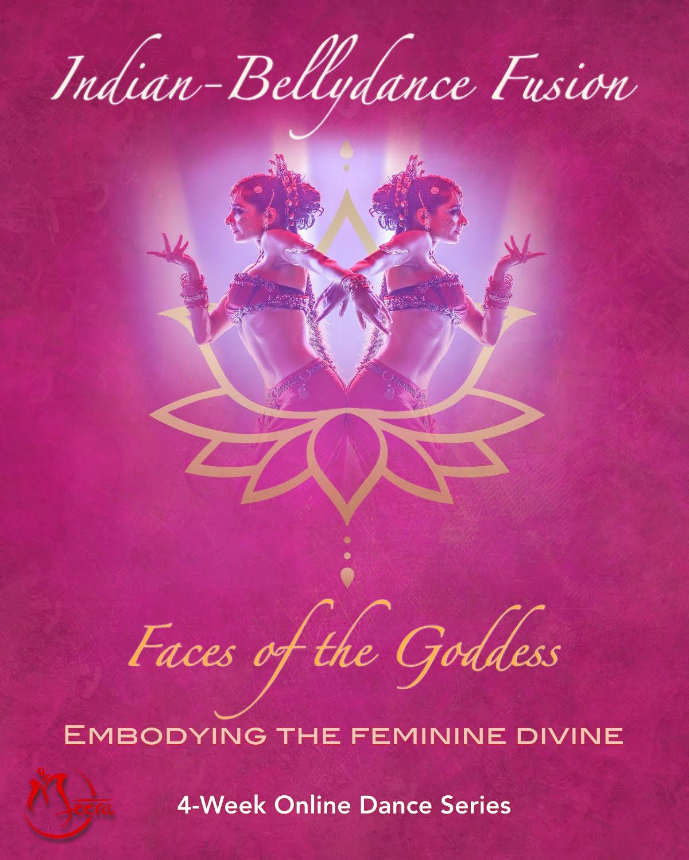 Faces of the Goddess - Lakshmi