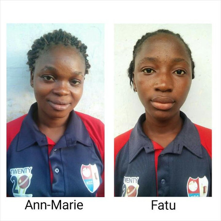 Kent duo selected for Sierra Leone women's cricket team