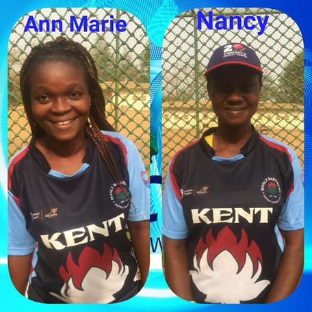 Kent duo selected for Women's National Team