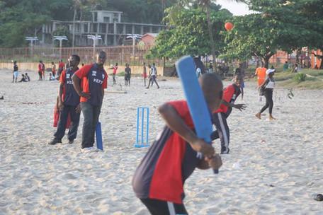 Beach Cricket Festival Postponed
