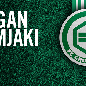 Agan Mjaki naar FC Groningen!