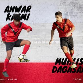 Anwar en Muhlis schitteren in de Amsterdamse derby!