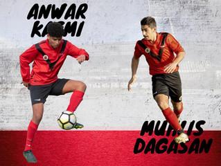 Anwar en Muhlis blinken uit in de Amsterdamse derby!
