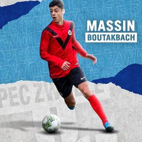 Massin Boutakbach naar PEC Zwolle!