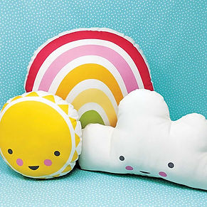 sunshine rainbow pillows.jpg