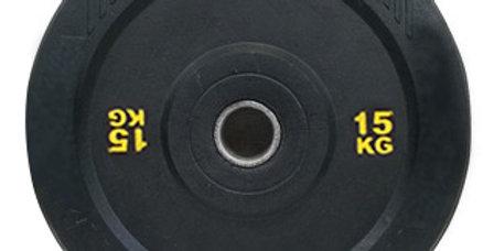 Disco Bumper de caucho 15 kg