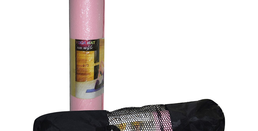 Colchoneta Yoga mat 6 mm + Bolso de regalo!!!