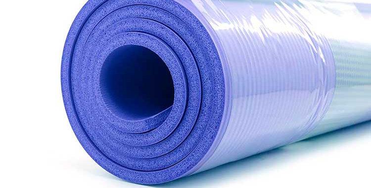 Colchoneta Yoga mat 10 mm