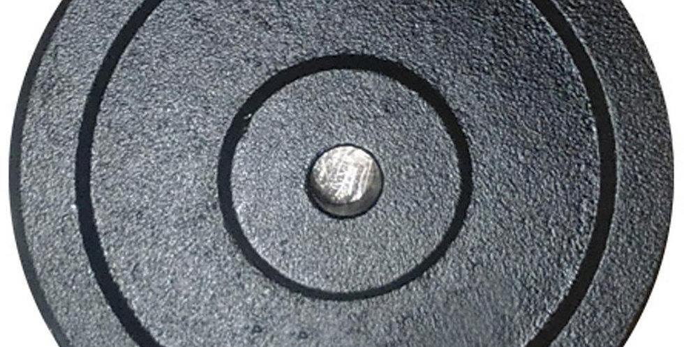 Disco 15kg diametro 30mm / 50mm