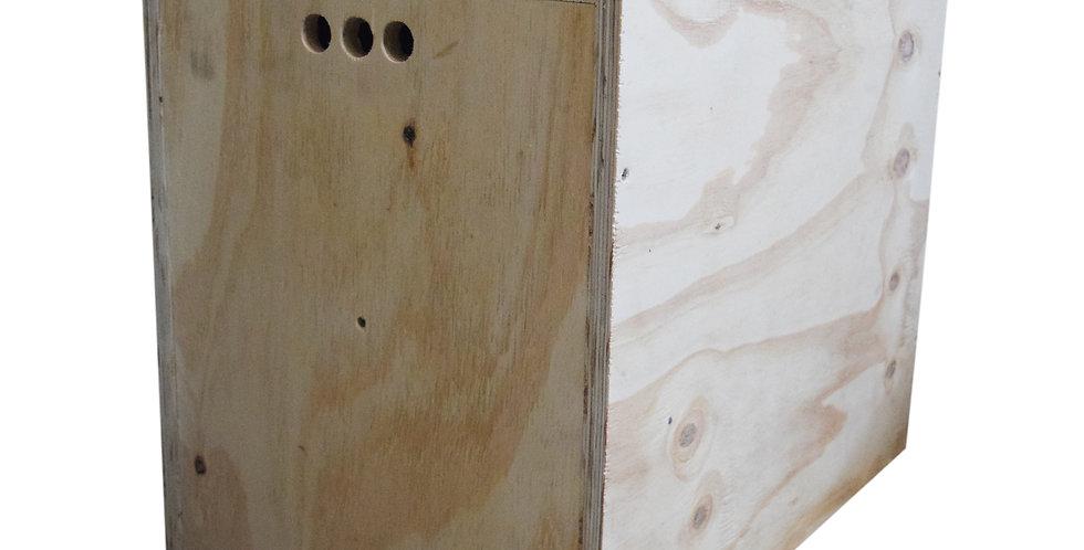 Cajón de Madera Med: 40x50x60cm FENOLICO