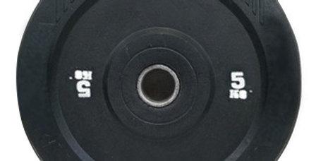 Disco Bumper de caucho 5 kg
