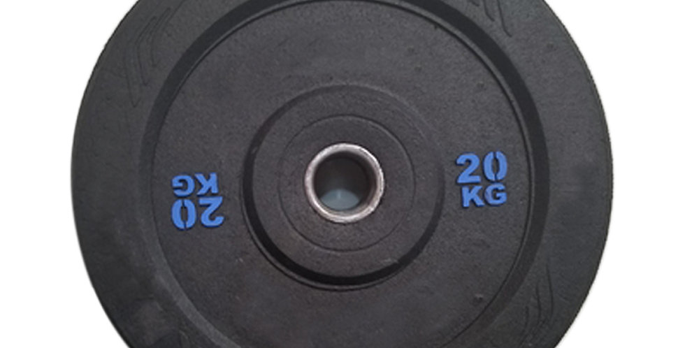 Disco Bumper de caucho 20 kg