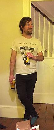 Phil Glitter / Alex Brewins - Musician