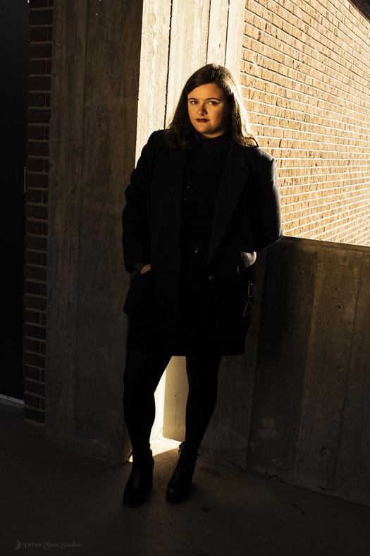 Model: Heidi Mattern © Velvet Moon Studios