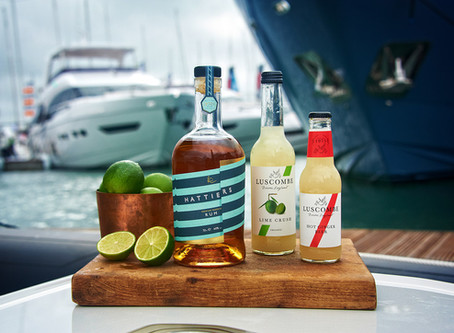 We had a rum time at the Southampton Boat Show