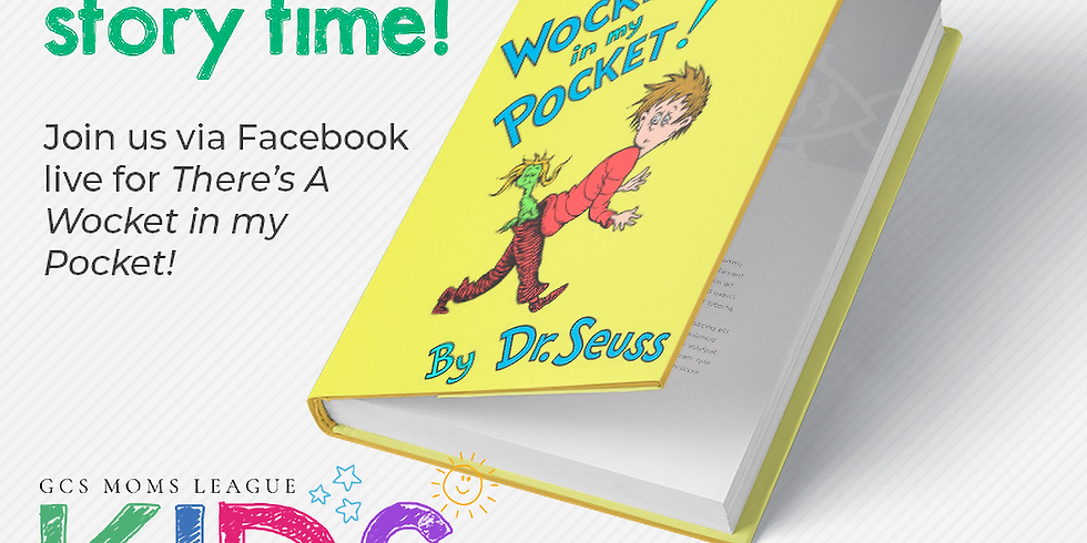 Kids Corner - Story Time