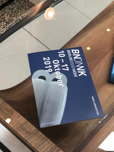 Berlin Design Week 2019