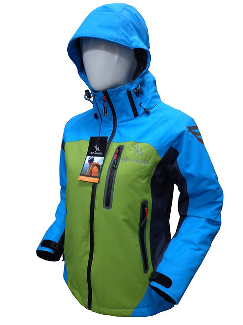 Casaca Impermeable Mujer P-001