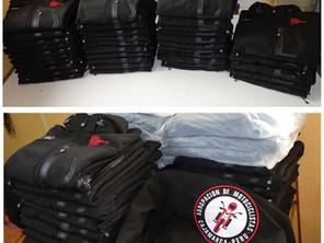 Casacas Softshell de varon para Asociacion de Motociclistas de Cajamarca-06-11-13
