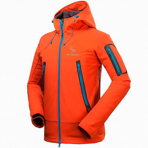 casacas softshell the walker K-2