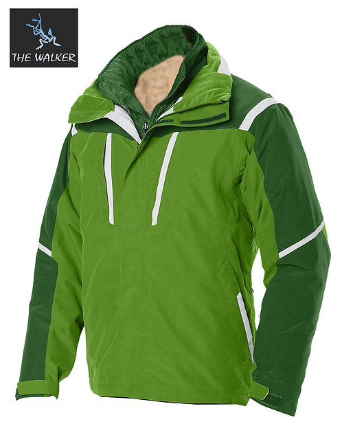 Casaca Impermeable the walker TWI006