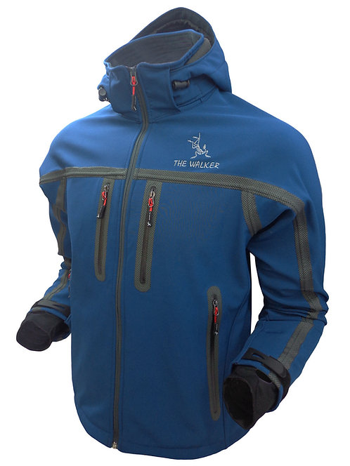 CASACA SOFTSHELL DE GOTA THE WALKER AA