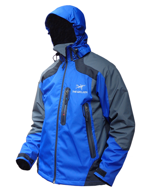 casaca Impermeable 2 en 1 THE WALKER TWI008