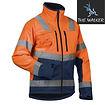 casacas impermeables para minería the walker de alta tecnología en peru, con costuras grabadas 100% impermeables