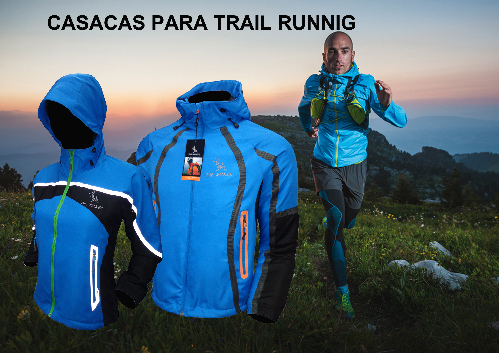 JACKETS FOR TRAIL RUNNING