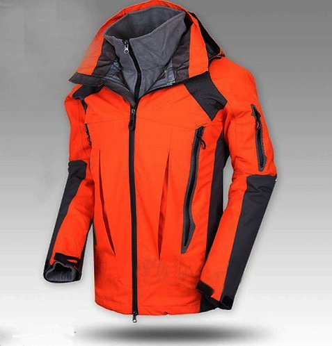 New jackets THE NORTH FACE Mens 3-layer 2015