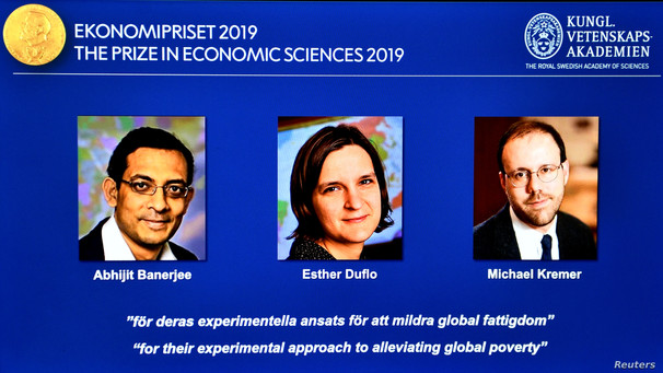 The Nobel 2019 prize in Economics confirms the importance of NALA's work