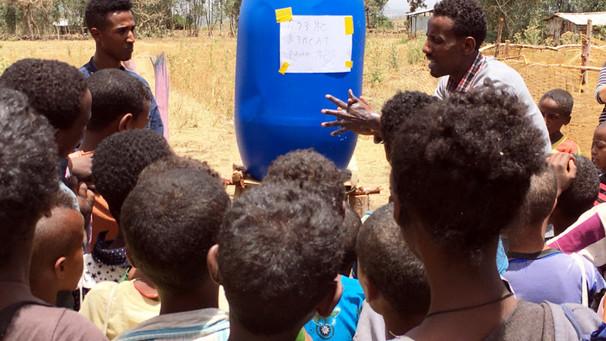 Pears Foundation visit to Ethiopia