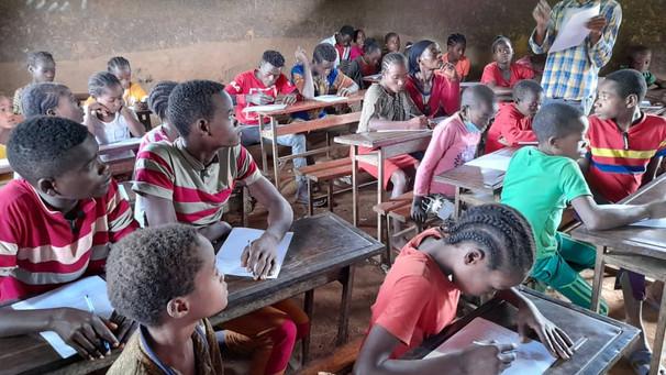 Identify, Treat, Prevent: Trachoma in Schools