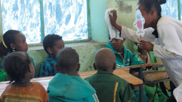 Support NALA in building a healthier future for children in Ethiopia