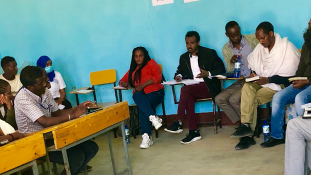 Perspectives from the Field: From Hardship to Leadership in Tigray