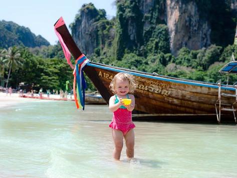 Coming Soon                                                          Top 5 Thai Family Beaches