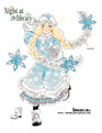 Russian folklore - Snegurochka (The Snow Maiden)
