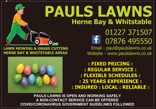 Happy Easter everyone. Stay safe & keep well. Enquires welcome.