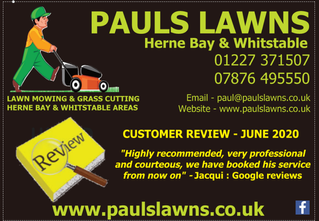 CUSTOMER REVIEW - JUNE 2020 : Highly recommended, very professional and courteous  ....