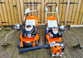 The holy grail for any professional is a lawn mower that can cut wet/damp thick grass ...