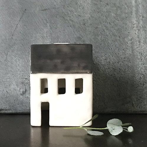 Porcelain Tea Light House