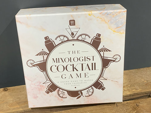 Mixologist Cocktail Board Game