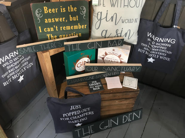 Beer Wine And Gin Gifts