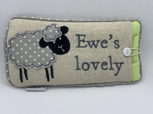 Ewe's Lovely Glasses Case