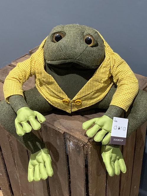 Lionel Armstrong Toad Doorstop