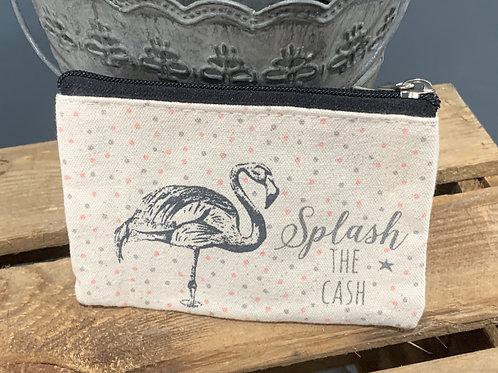 Splash The Cash Cotton Purse