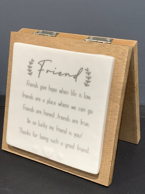 Friend Forever Card