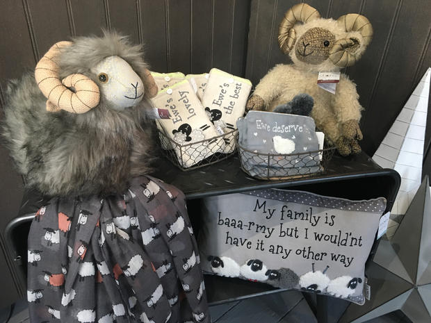 Woolly Lovers Gifts
